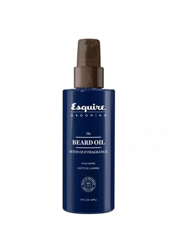 Esquire Grooming Esquire Grooming Beard Oil Sakal Ve Bıyık Nemlendirici Bakım Yağ 41 Ml Renksiz